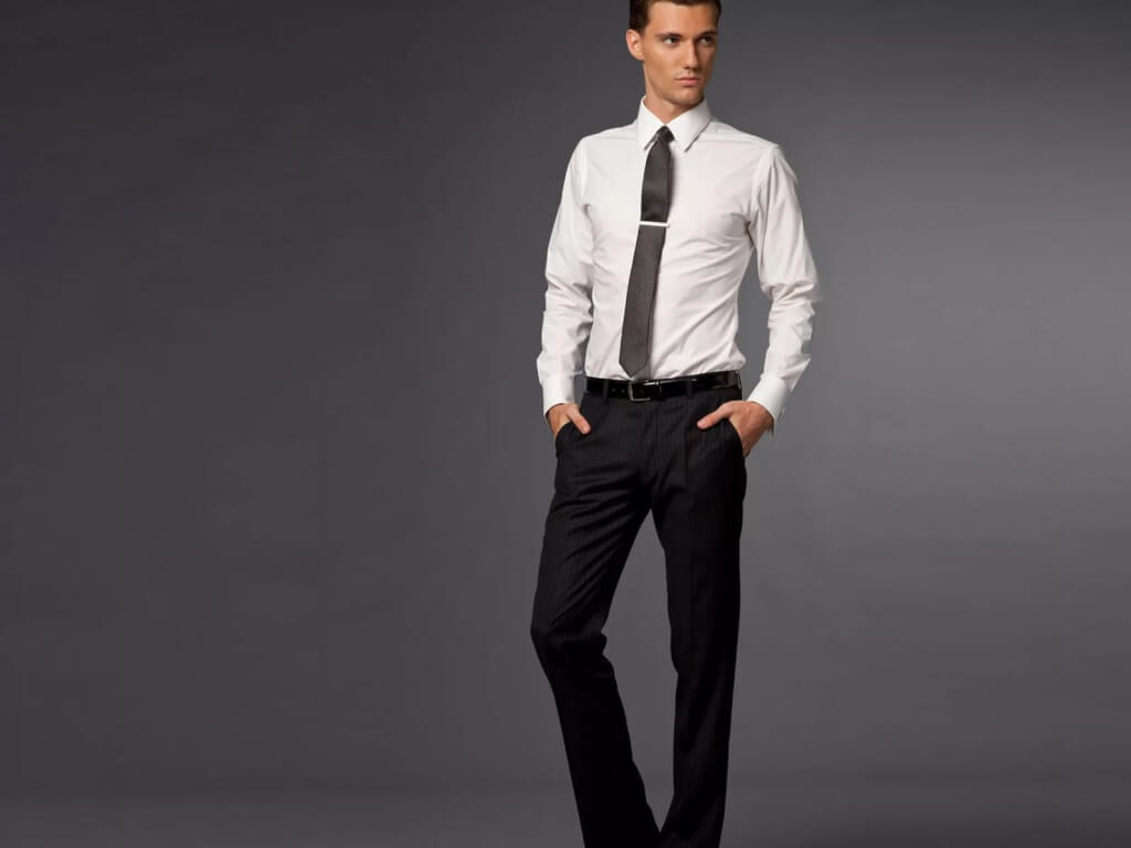 Таблица размеров одежды для мужчин брюки